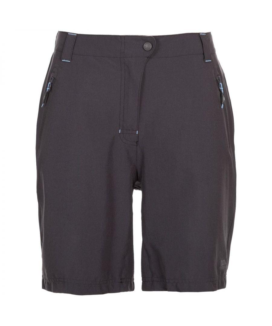Image for Trespass Womens/Ladies Brooksy Hiking Shorts