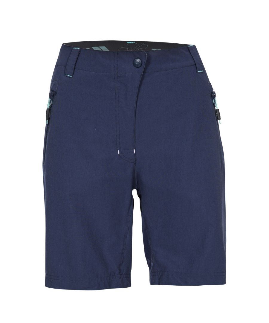 Image for Trespass Womens/Ladies Brooksy Hiking Shorts