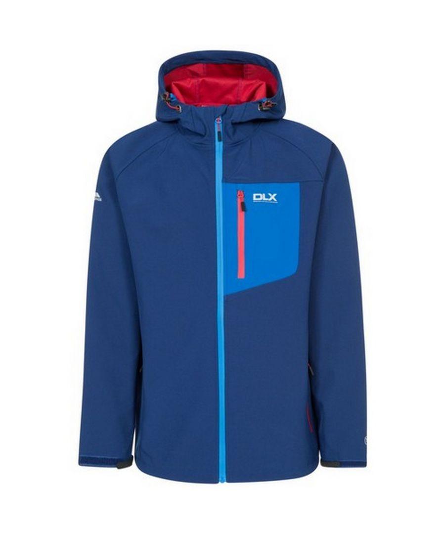 Image for Trespass Mens Wallis Waterproof Softshell Jacket