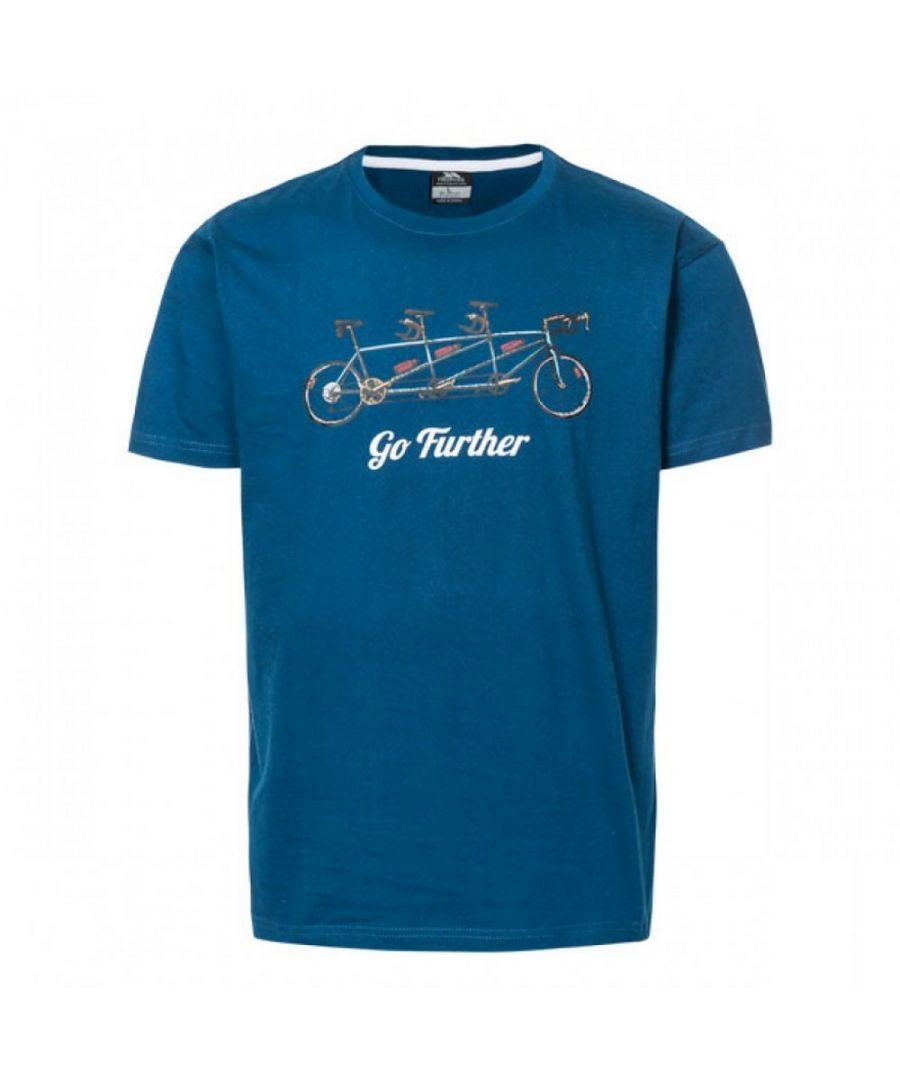 Image for Trespass Mens Hanks Short Sleeve T-Shirt