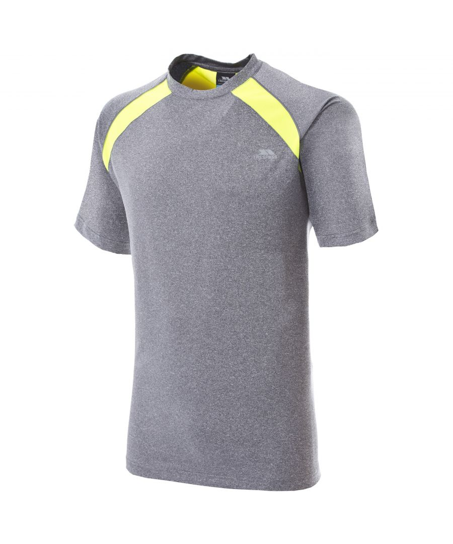 Image for Trespass Mens Telford Short Sleeve Sports T-Shirt
