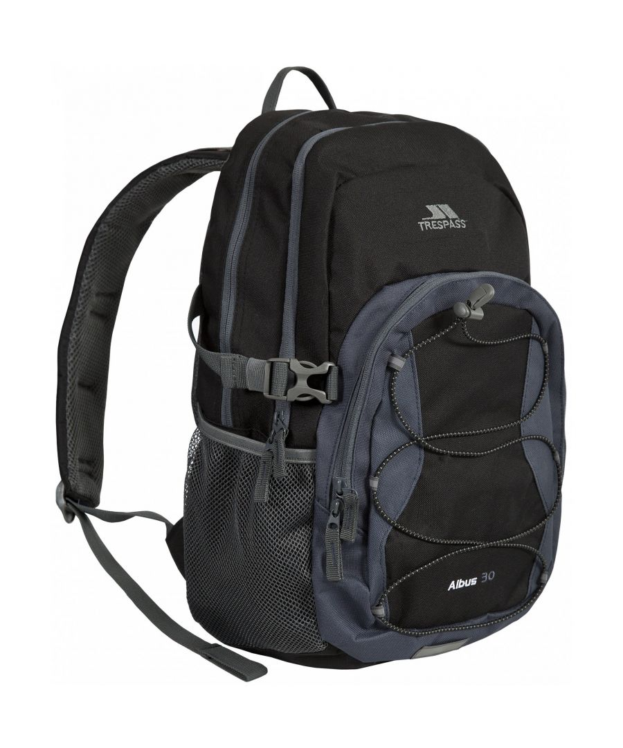 Image for Trespass Albus 30 Litre Casual Rucksack/Backpack