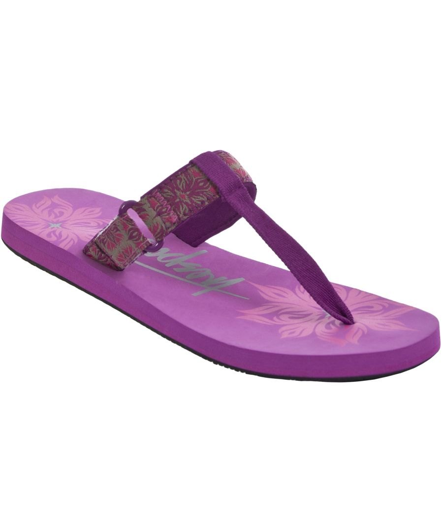 Image for Trespass Womens/Ladies Panora Summer Flip Flops