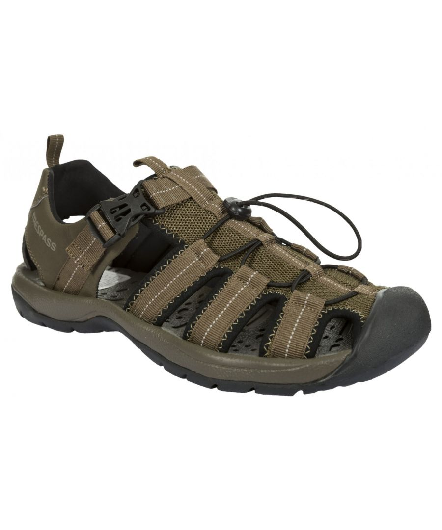 Image for Trespass Mens Cornice Protective Hiking Sandal