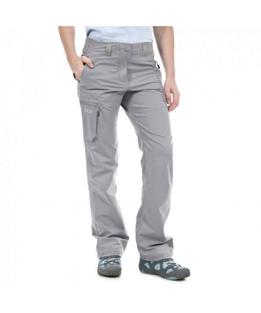 Image for Trespass Womens/Ladies Raelyn Hiking Trousers