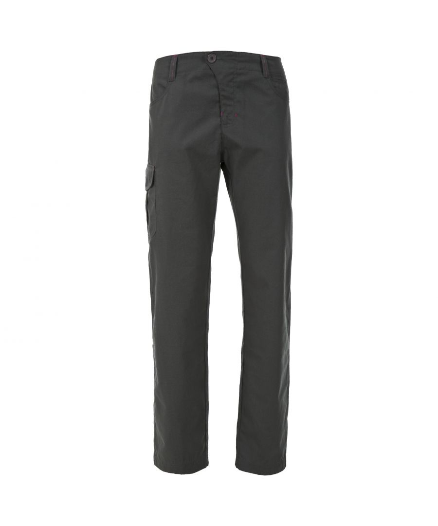 Image for Trespass Womens/Ladies Rambler Water Repellent Outdoor Trousers