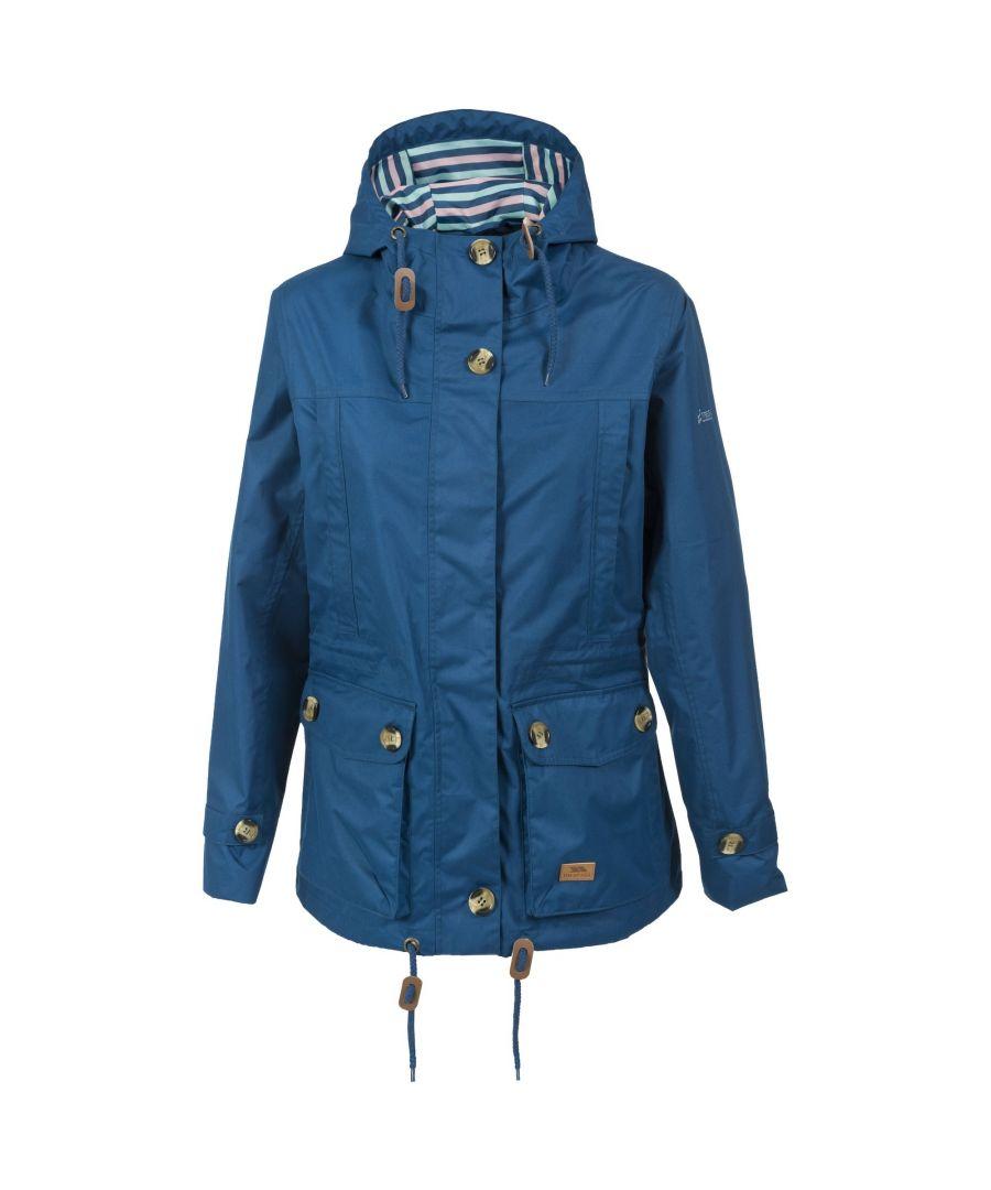 Image for Trespass Womens/Ladies Heywood Waterproof Coat