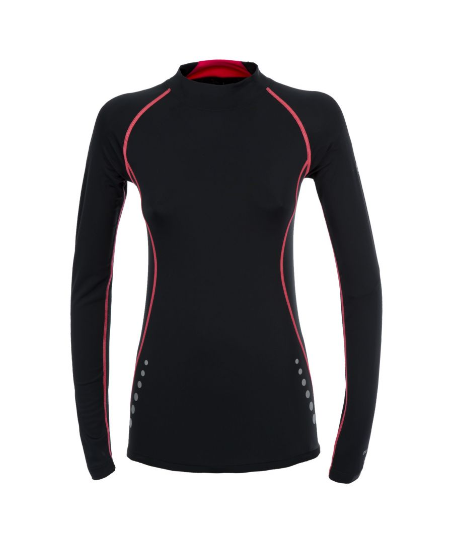 Image for Trespass Womens/Ladies Dasha Long Sleeve Compression Top