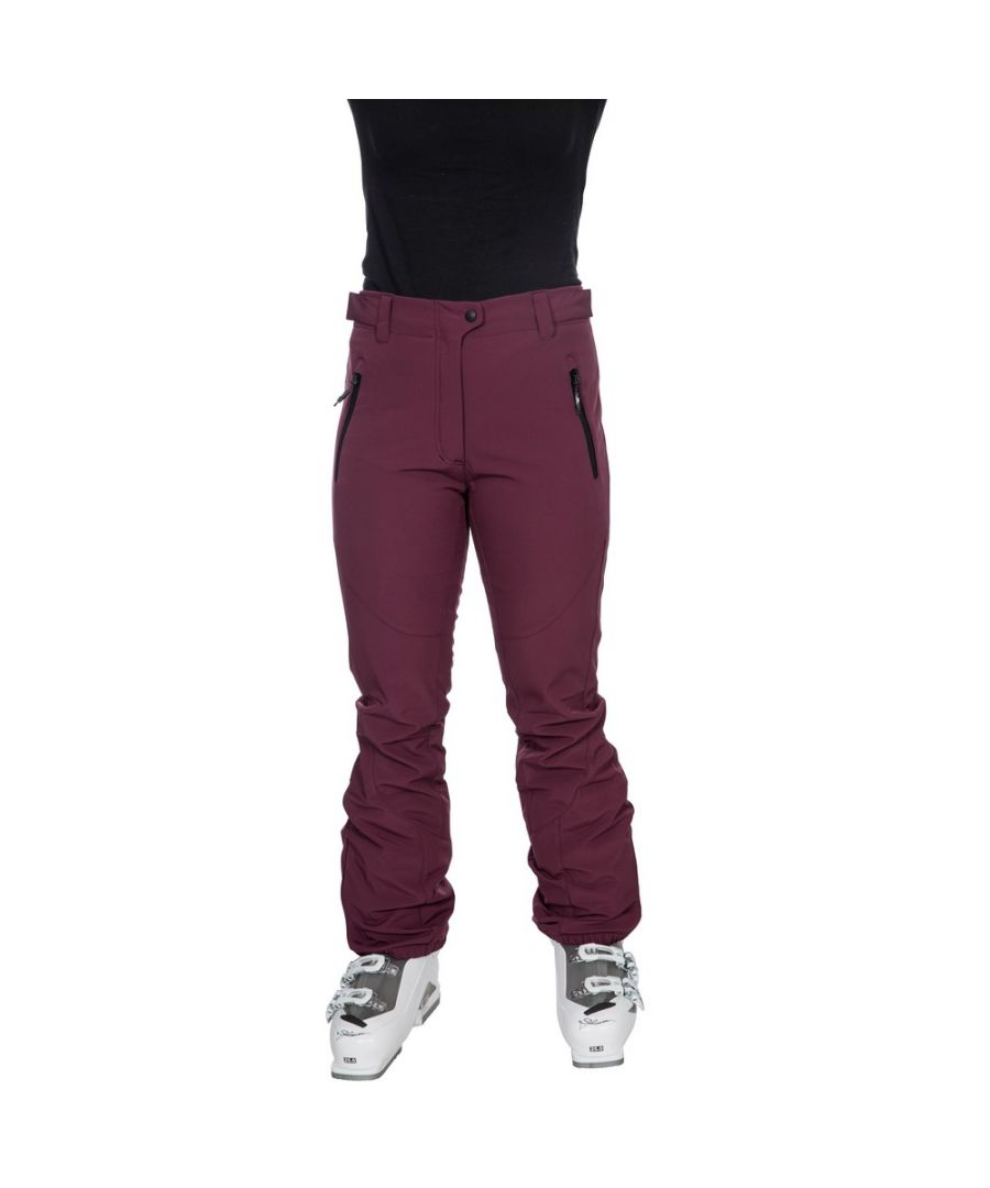 Image for Trespass Womens/Ladies Amaura Waterproof Ski Trousers