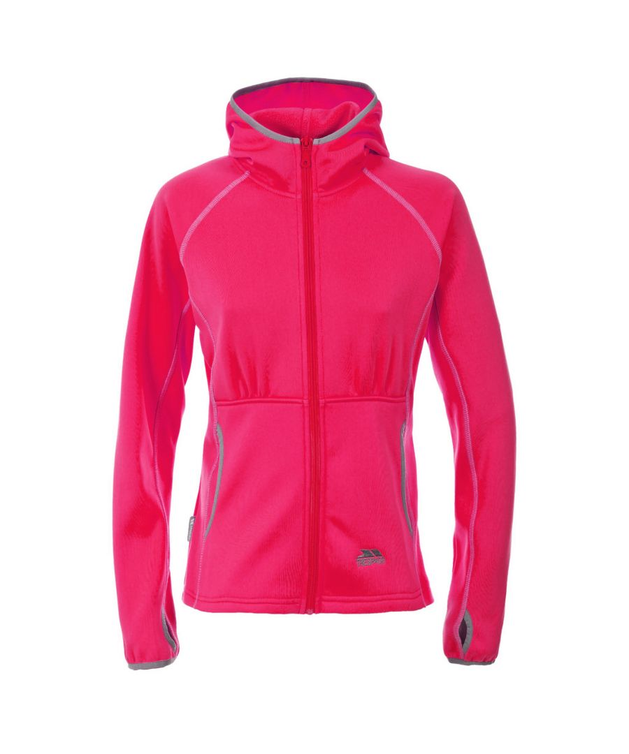 Image for Trespass Womens/Ladies Sunnyside Full Zip Up Microfleece