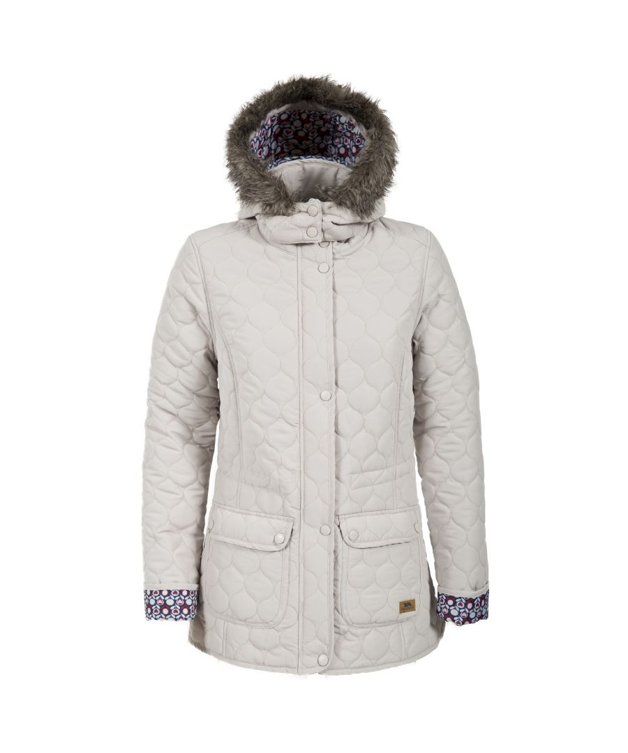 Image for Trespass Womens/Ladies Jenna Casual Padded Jacket