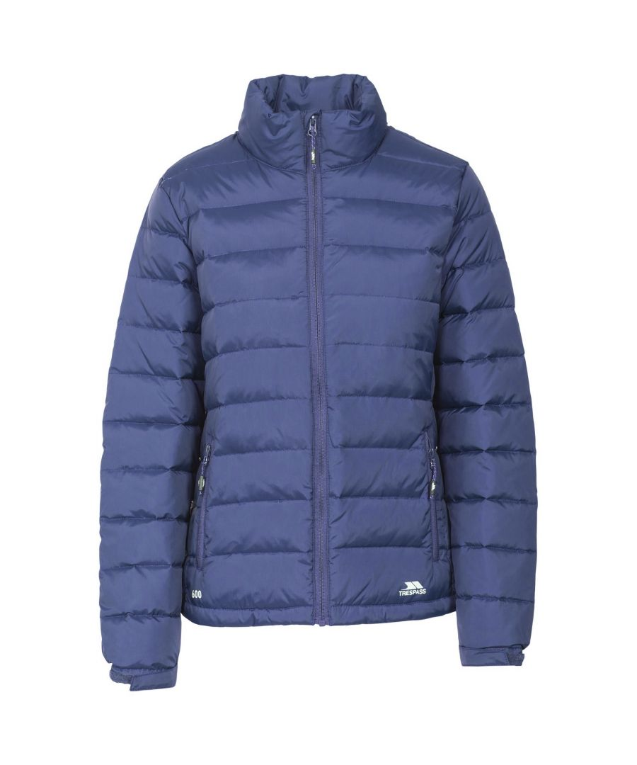 Image for Trespass Womens/Ladies Letty Full Zip Up Down Jacket