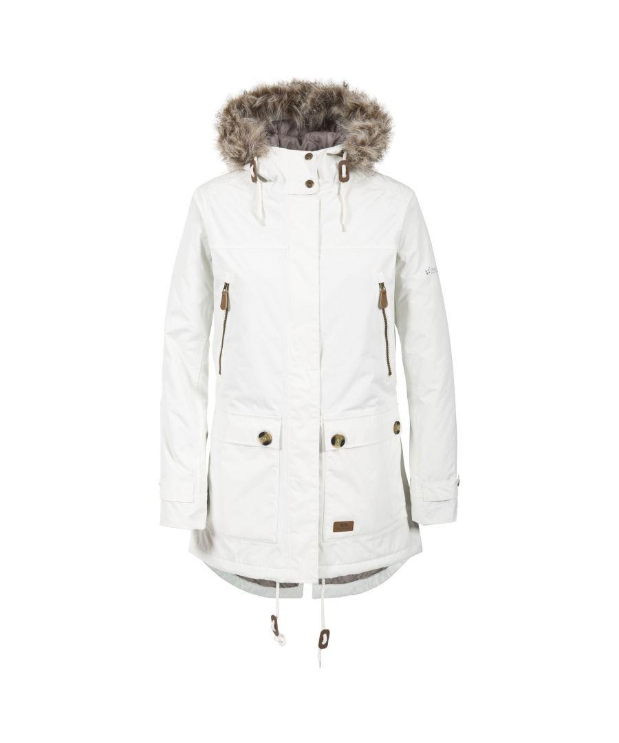 Image for Trespass Womens/Ladies Clea Waterproof Padded Jacket