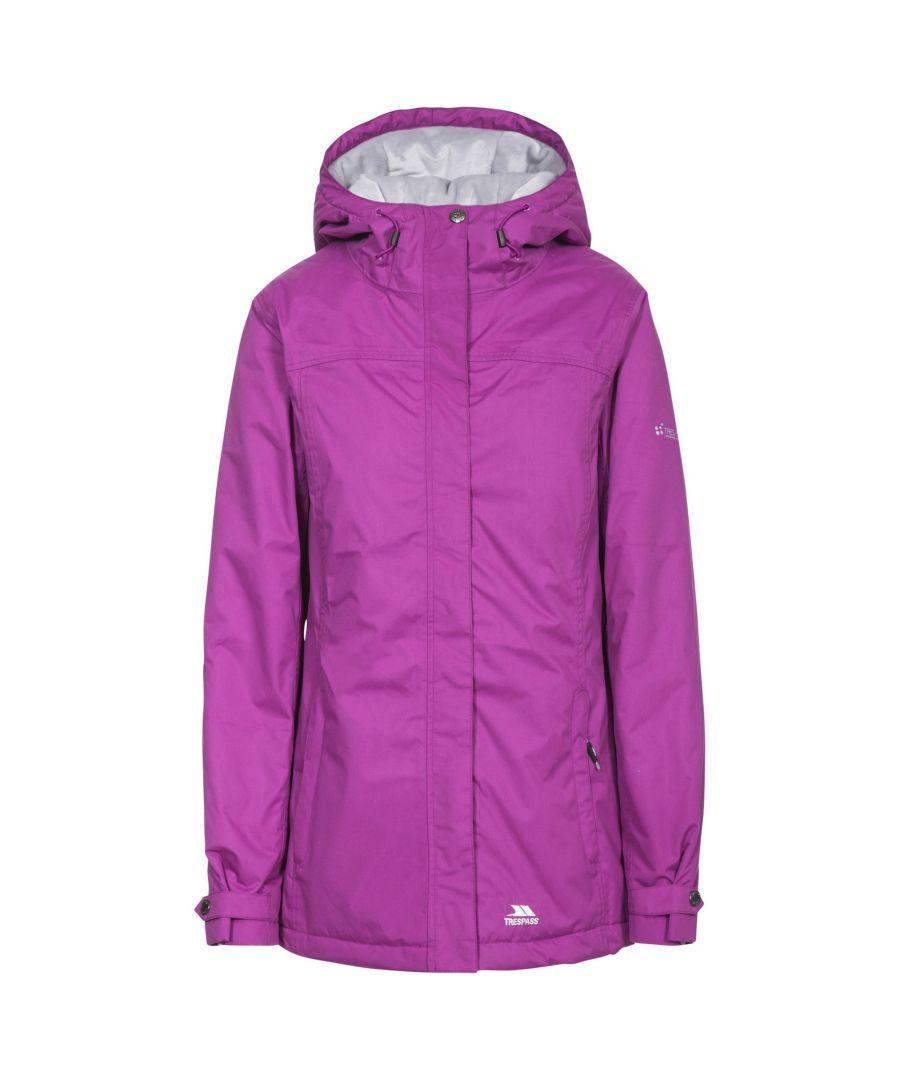 Image for Trespass Womens/Ladies Edna Waterproof Padded Jacket
