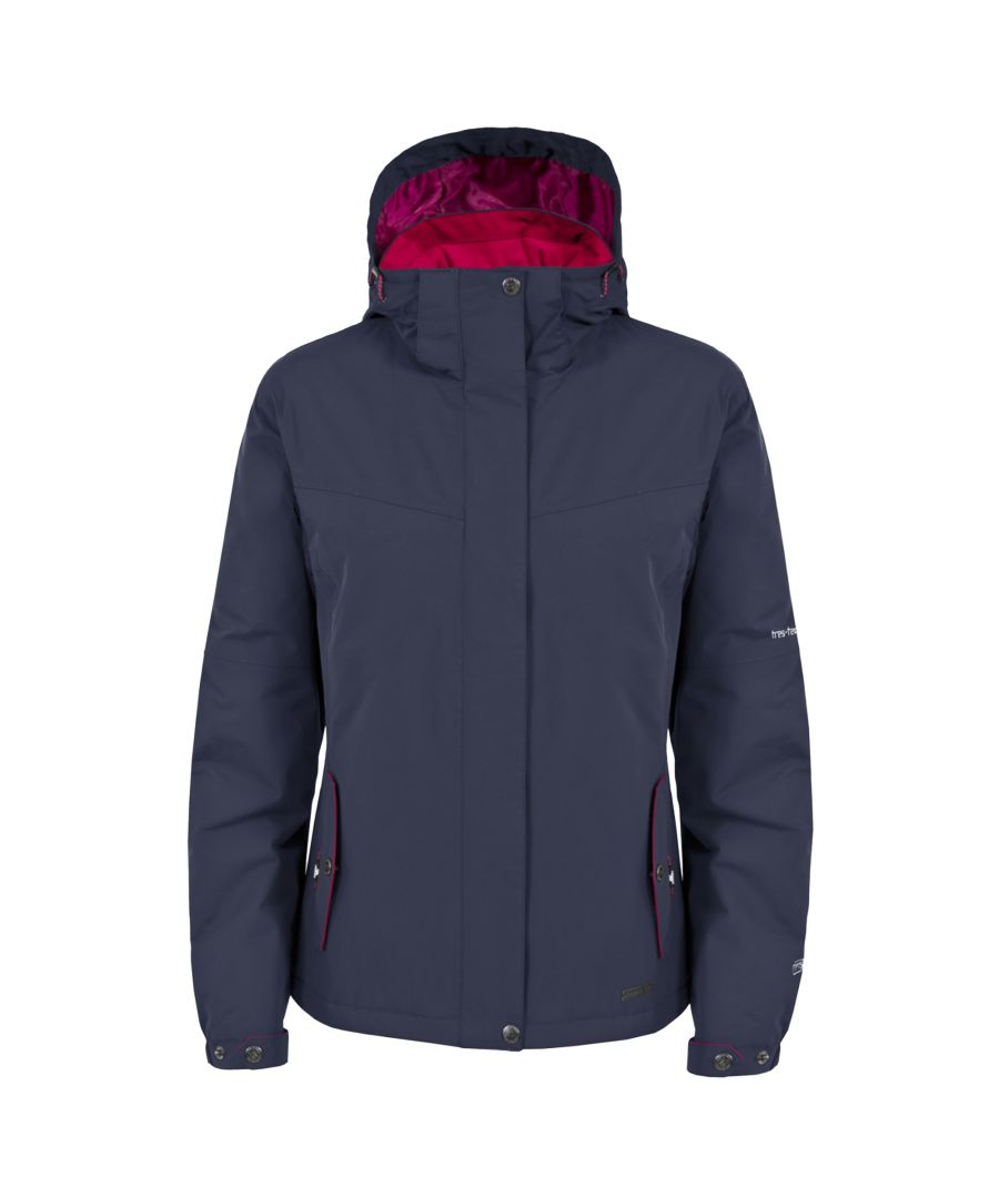 Image for Trespass Womens/Ladies Malissa Lightly Padded Waterproof Jacket