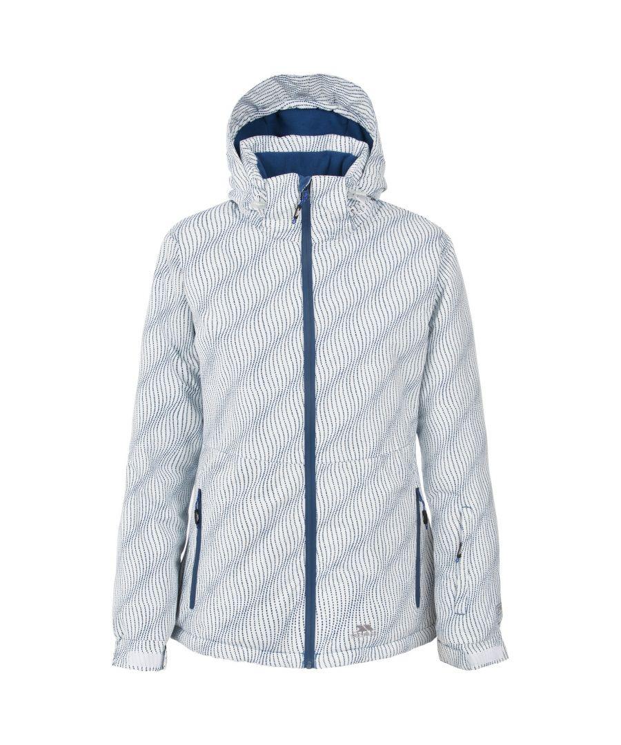 Image for Trespass Womens/Ladies Ravella Waterproof Padded Ski Jacket