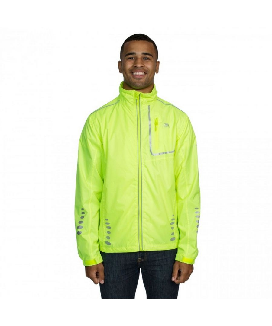 Image for Trespass Mens Axle Waterproof Full Zip Active Jacket