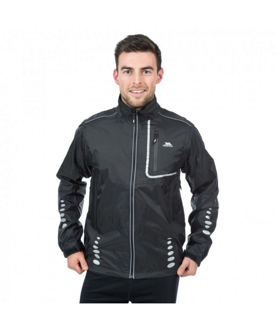 Image for Trespass Mens Axle Waterproof Full Zip Active Jacket
