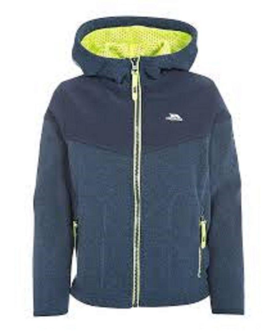 Image for Trespass Childrens Boys Bieber Full Zip Fleece Jacket
