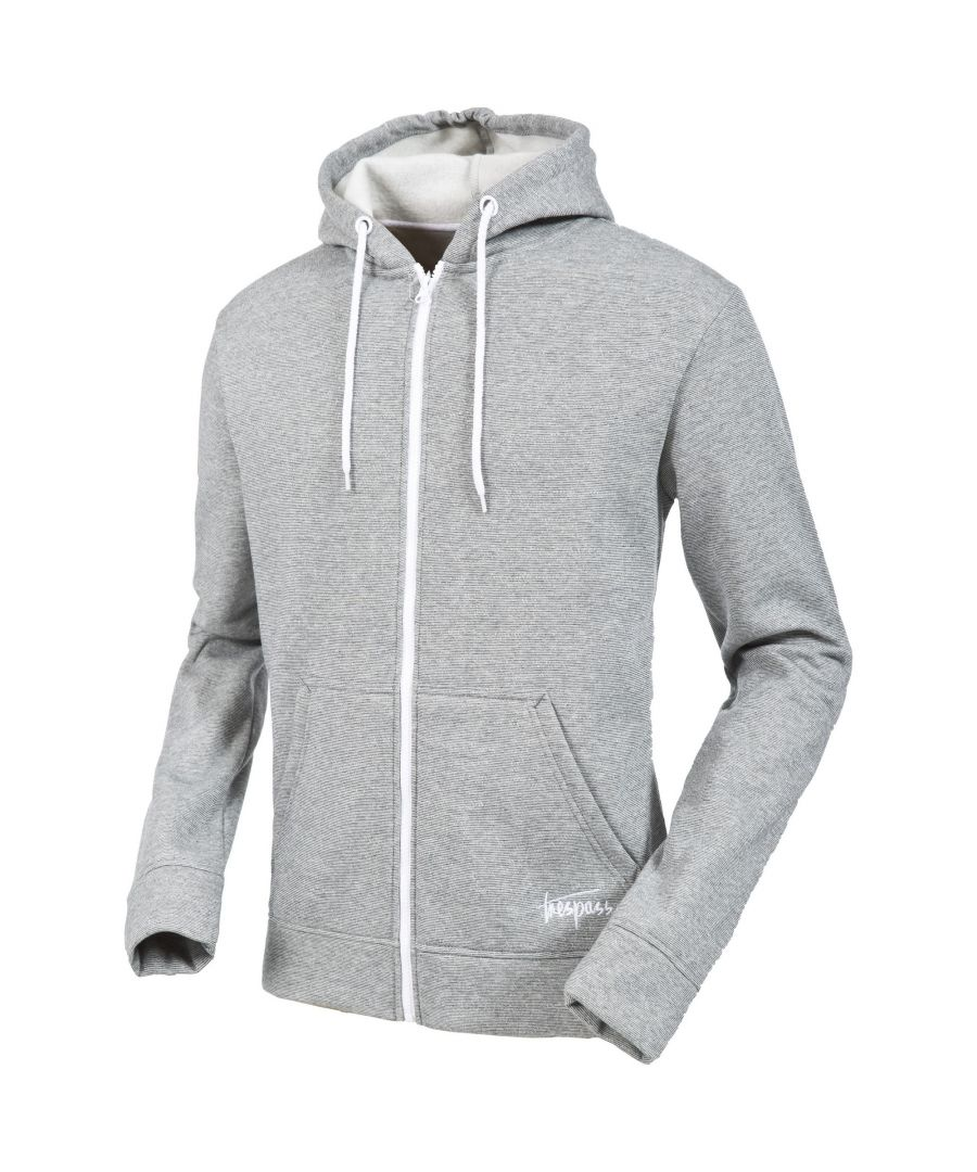Image for Trespass Mens Eastwood Full Zip Hoodie