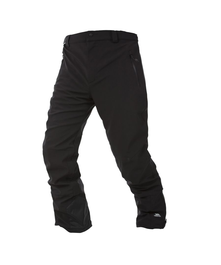 Image for Trespass Mens Westend Stretch Waterproof Ski Trousers