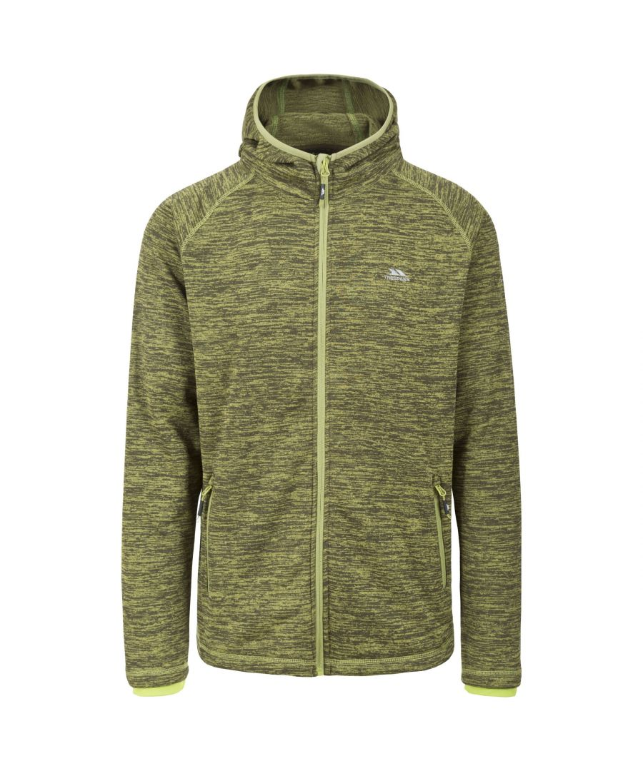 Image for Trespass Mens Northwood Full Zip Fleece Hoodie