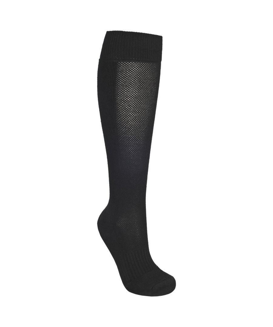 Image for Trespass Mens Exhale Long Length Hiking Boot Socks