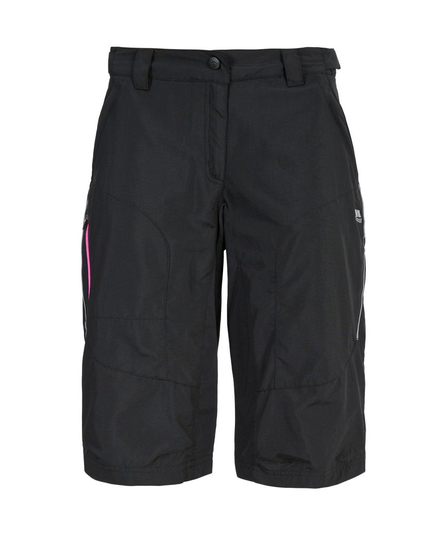 Image for Trespass Womens/Ladies Sinem Cycling Shorts