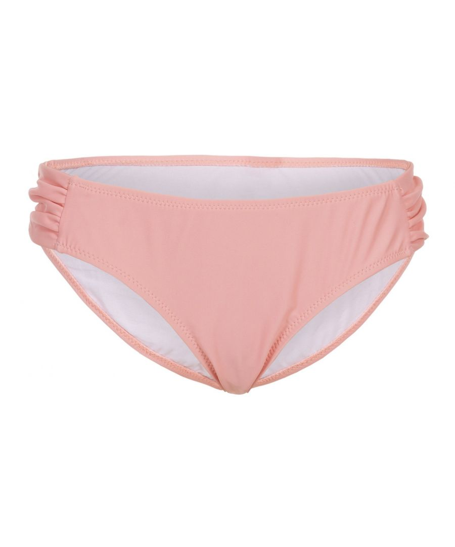 Image for Trespass Womens/Ladies Raffles Bikini Bottoms (Blush)