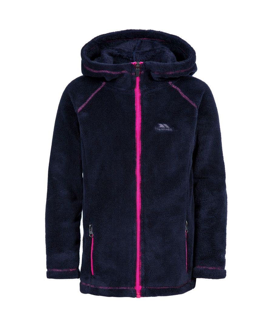 Image for Trespass Childrens Girls Lysle Full Zip Hoodie