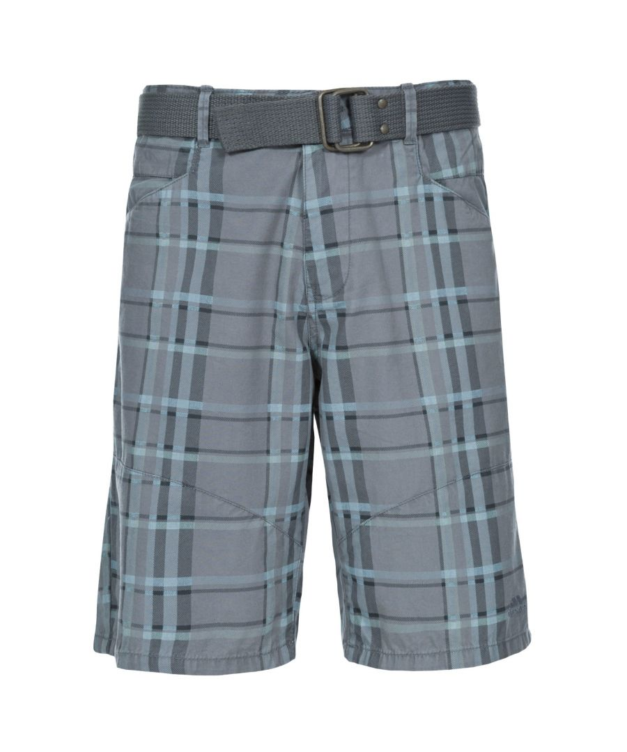 Image for Trespass Mens Penza Casual Shorts