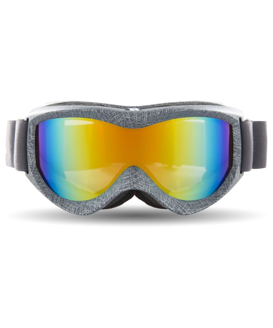 Image for Trespass Unisex Fixate Ski Goggles