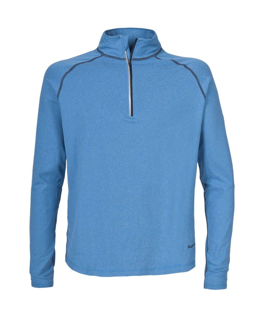 Image for Trespass Mens Arlo Long Sleeve Quick Dry Active Top