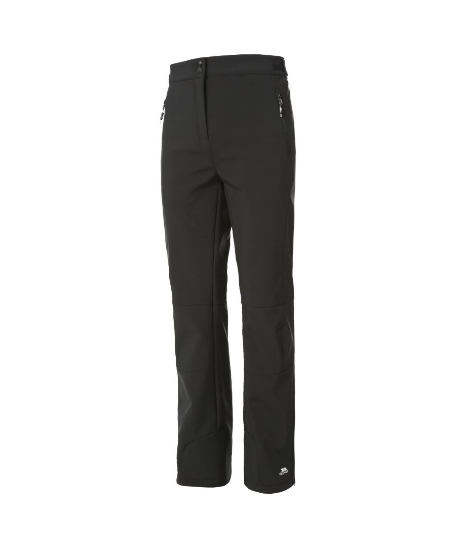 Image for Trespass Womens/Ladies Squidge II Water Resistant Hiking Trousers