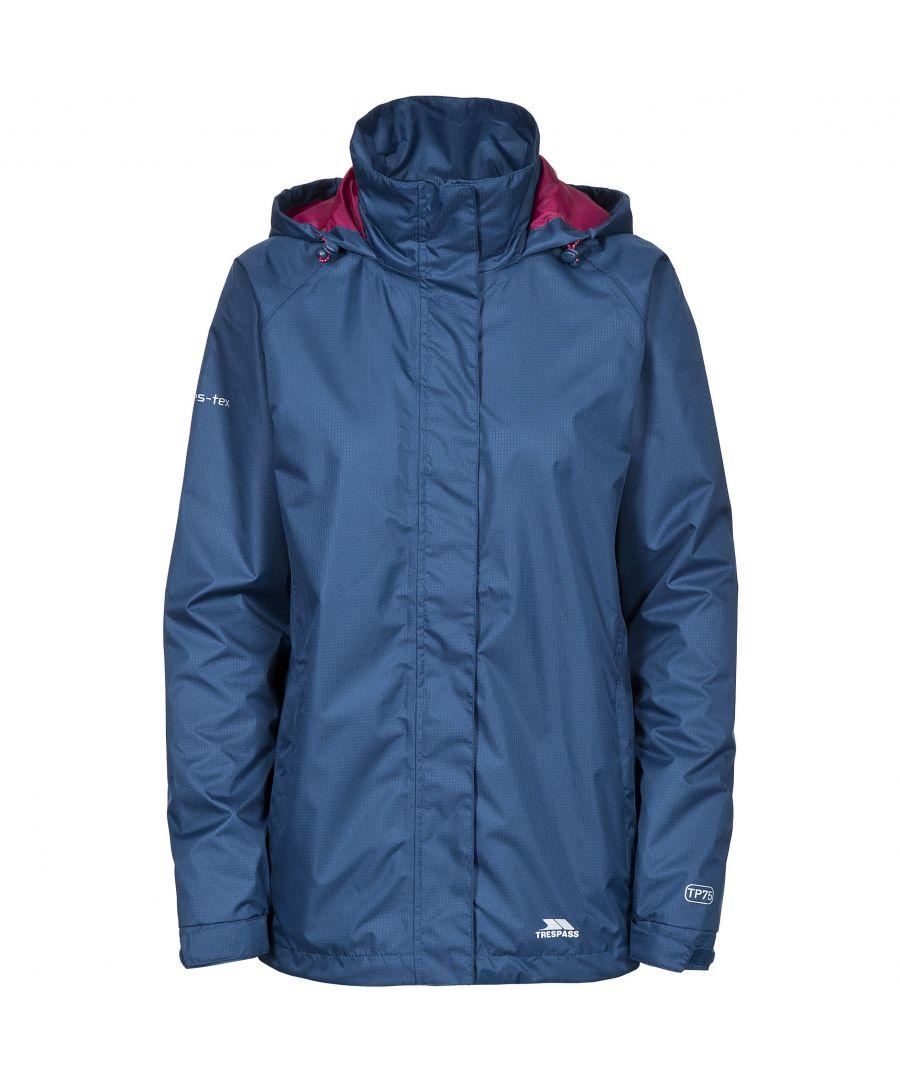 Image for Trespass Womens/Ladies Lanna II Waterproof Jacket
