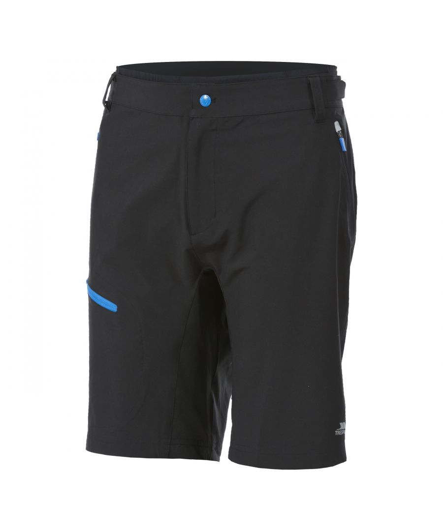 Image for Trespass Mens Malaki Cycling Shorts
