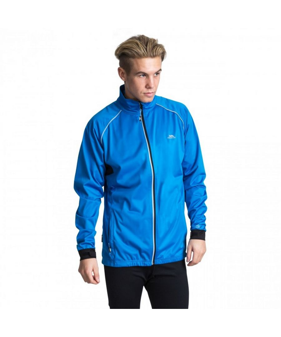 Image for Trespass Mens Blocker Waterproof Active Jacket