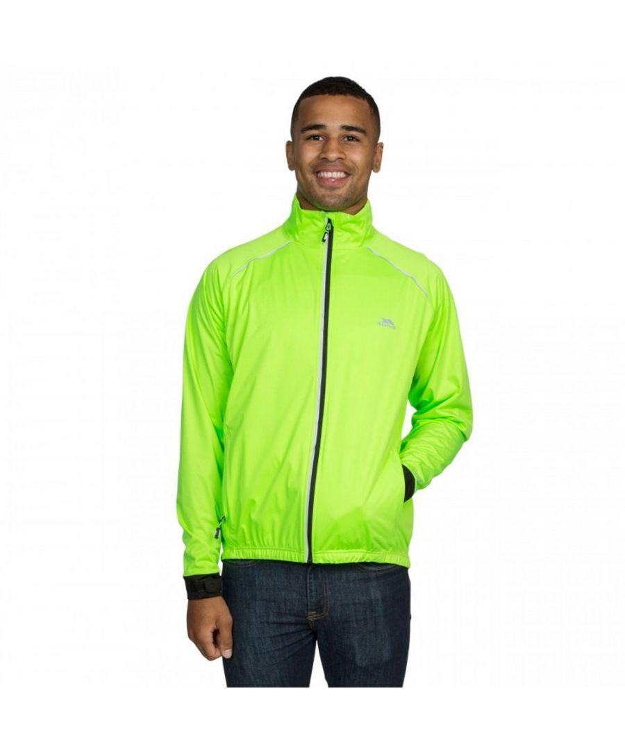 Image for Trespass Mens Blocker Waterproof Active Jacket