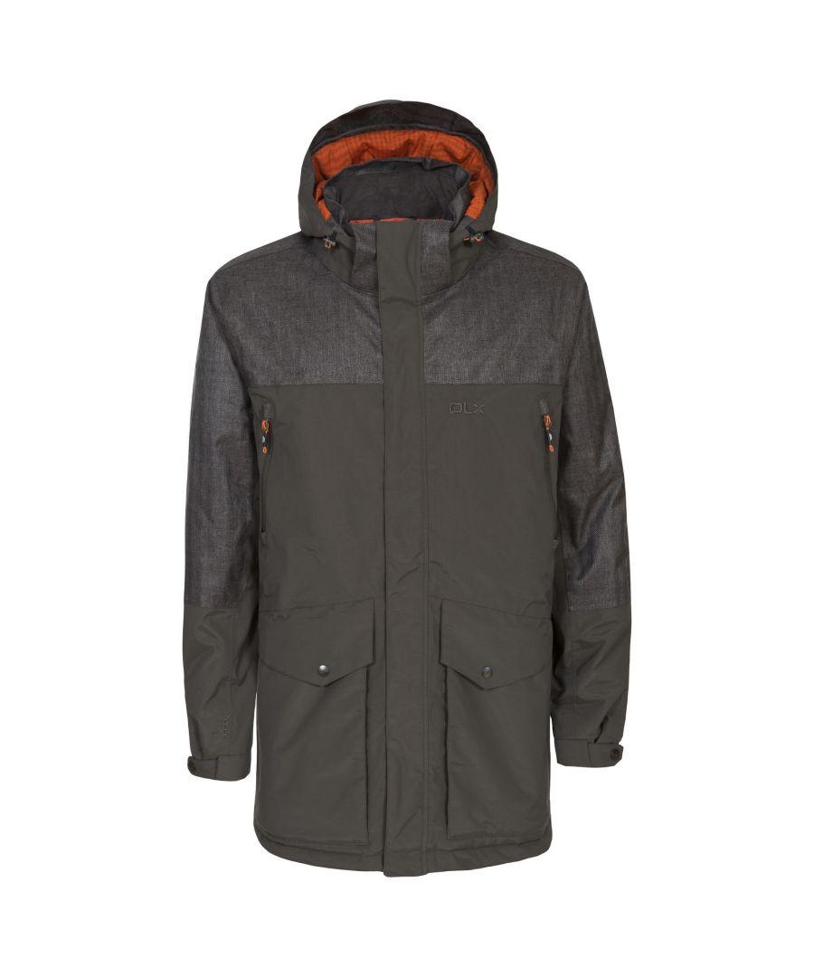 Image for Trespass Mens Larken Waterproof DLX Jacket