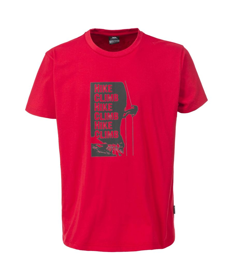 Image for Trespass Mens Tramore Casual Short Sleeve T-Shirt