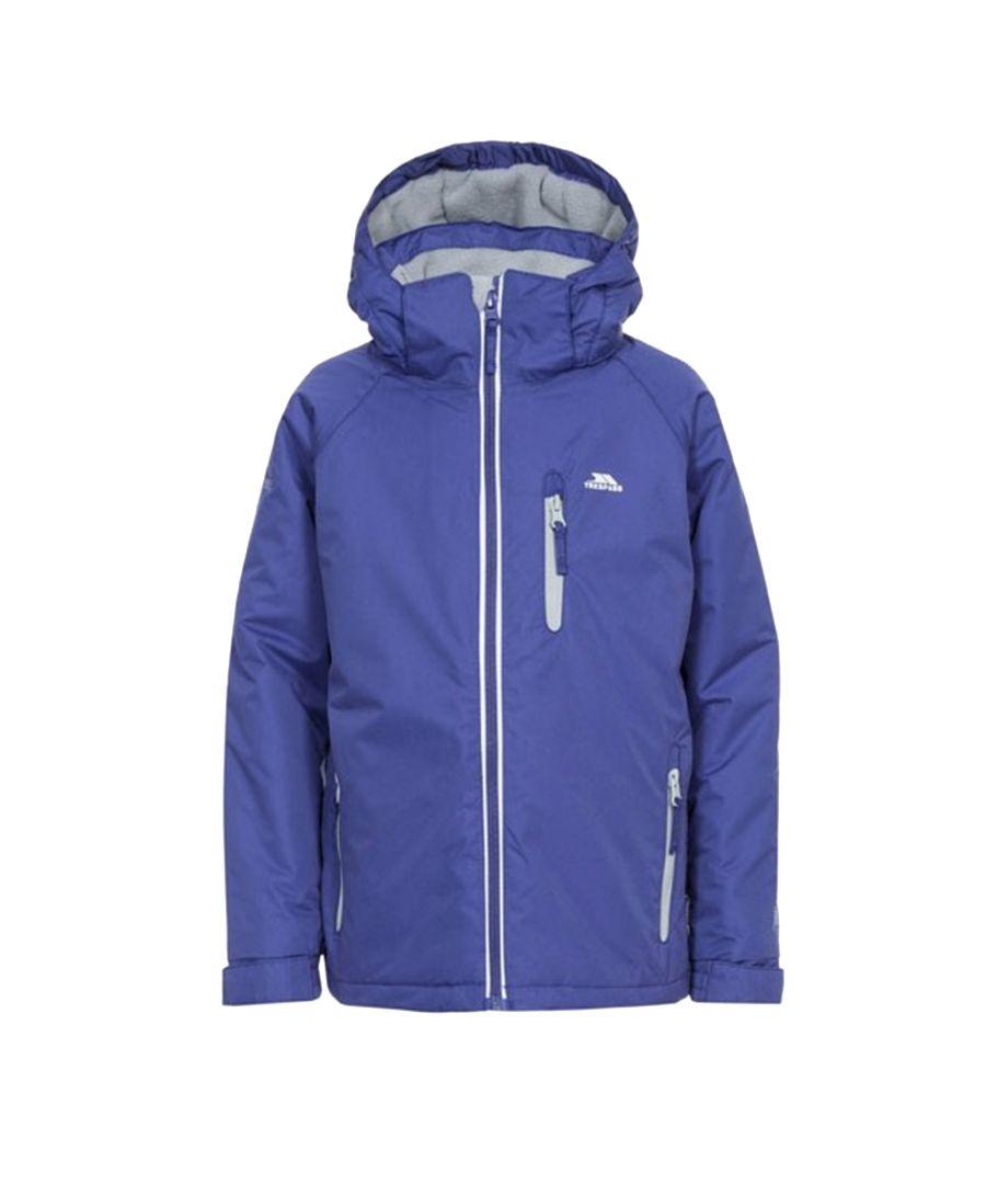 Image for Trespass Childrens/Kids Cornell II Waterproof Jacket