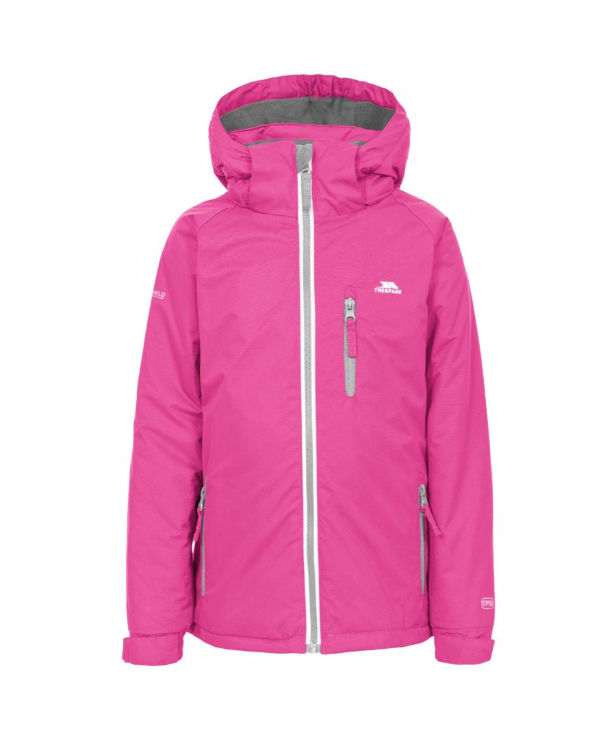 Image for Trespass Girls Cornell II Waterproof Jacket