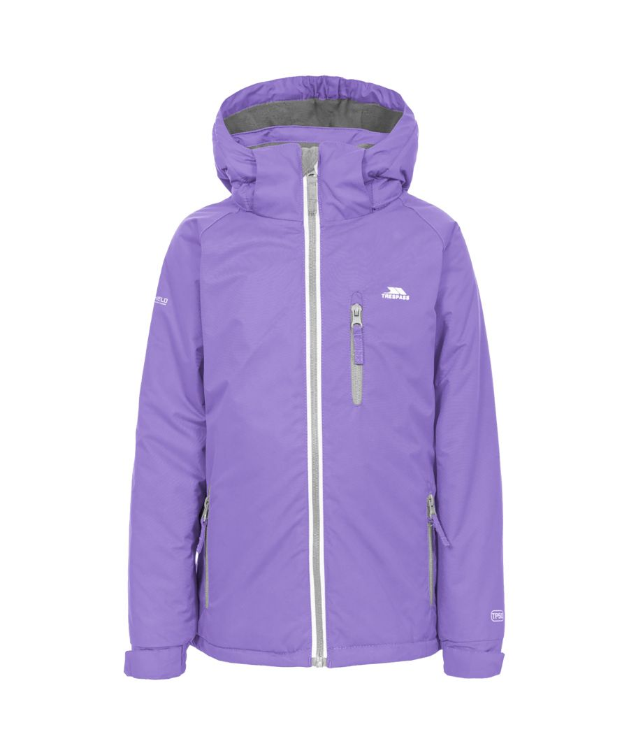 Image for Trespass Girls Cornell II Waterproof Jacket