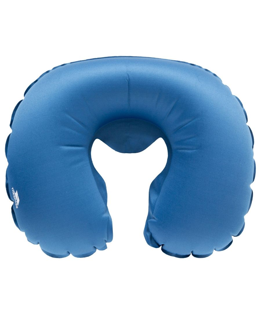 Image for Trespass Inflight Inflatable Travel Neck Pillow