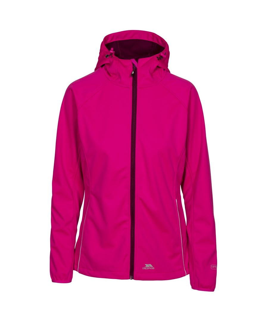Image for Trespass Womens/Ladies Sisely Waterpoof Softshell Jacket