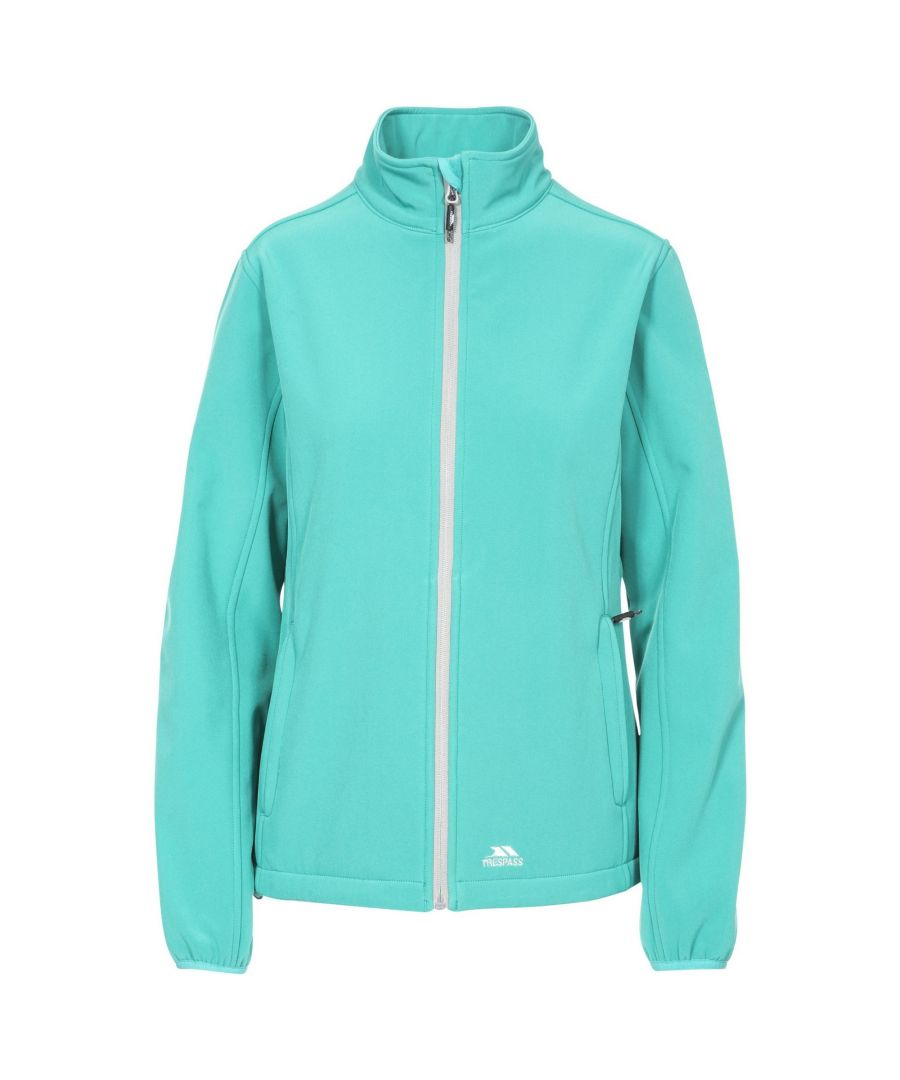 Image for Trespass Womens/Ladies Meena Softshell Jacket