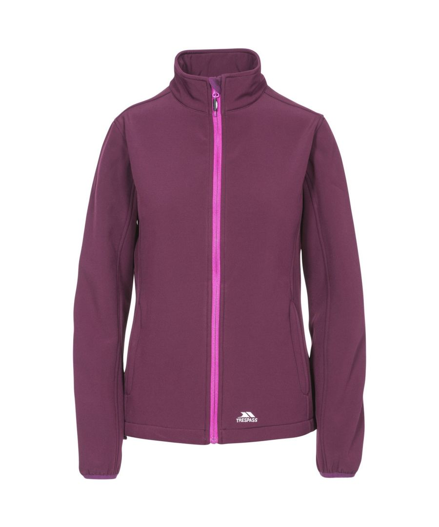 Image for Trespass Womens/Ladies Meena Softshell Jacket