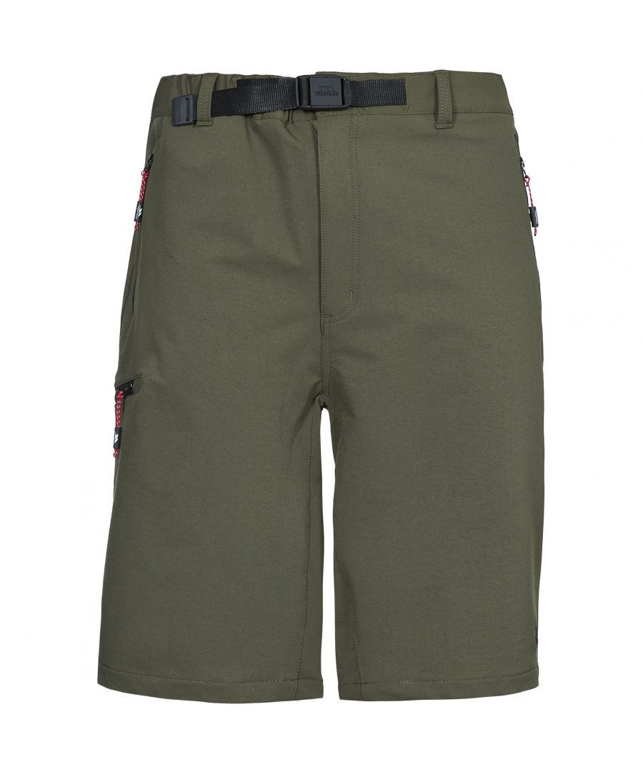 Image for Trespass Mens Garison Travel Shorts