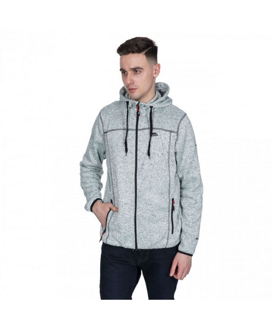 Image for Trespass Mens Odeno Full Zip Hoodie