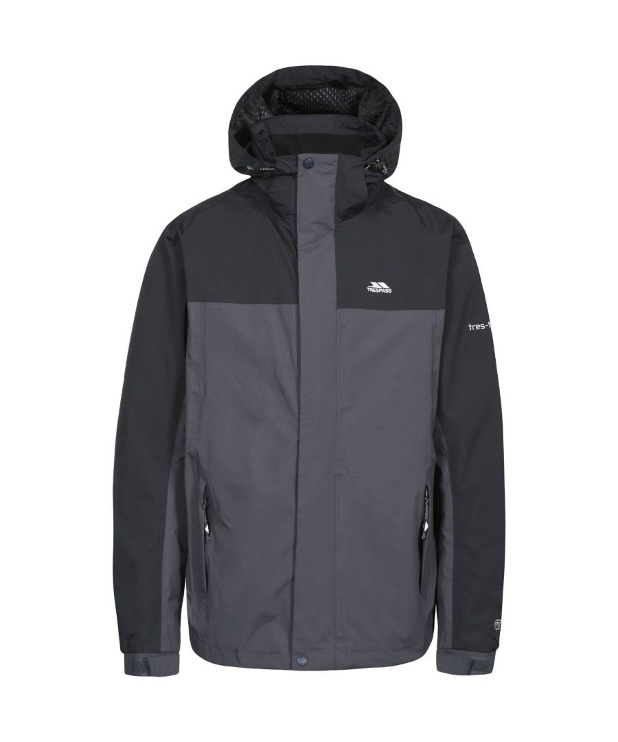 Image for Trespass Mens Phelps Waterproof Jacket